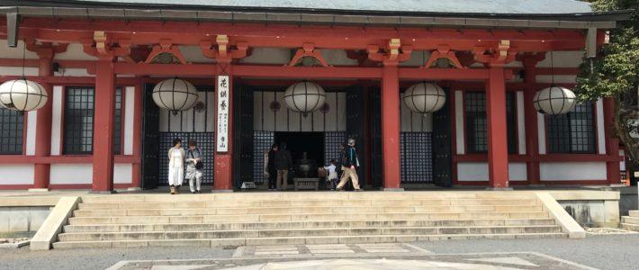 尊天のエネルギーと一体になる◆京都鞍馬寺への旅