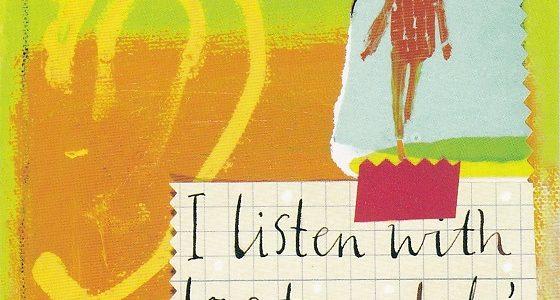 自分の体からのメッセージに耳を傾ける❤アファーメーションとスピリチュアルメッセージ