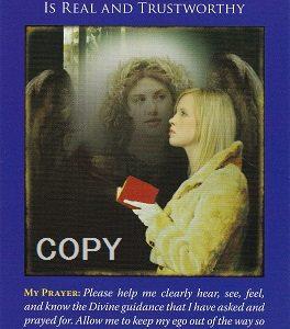 あなたの心の声を信頼しましょう❤大天使ミカエルからのスピリチュアルメッセージ