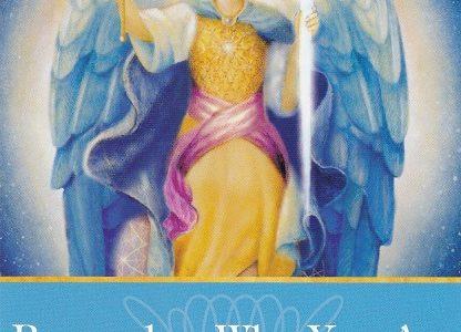 あなたの本来の姿を思い出しましょう❤大天使ミカエルからのスピリチュアルメッセージ