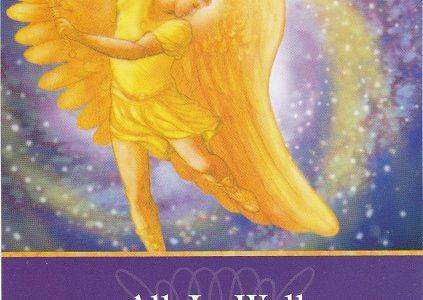 すべては上手く行っています❤大天使ジェレミエルからのスピリチュアルメッセージ