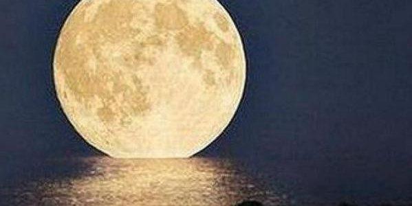 月の意識からのメッセージ❤スーパームーン満月と皆既月食