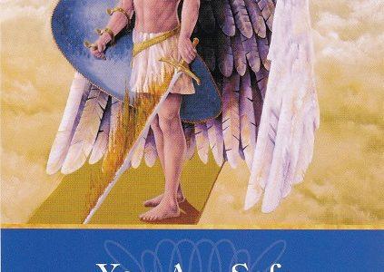 あなたは守られています♥大天使ミカエルからのスピリチュアルメッセージ