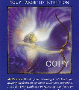 自分の目標に意識を持ち続けなさい❤大天使ミカエルからのスピリチュアルメッセージ