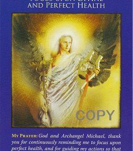 神聖で完璧な健康を意識すること❤大天使ミカエルからのスピリチュアルメッセージ