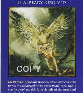 問題はすでに解決されました~変革の時は始まっています。❤ 大天使ミカエルからのスピリチュアルメッセージ
