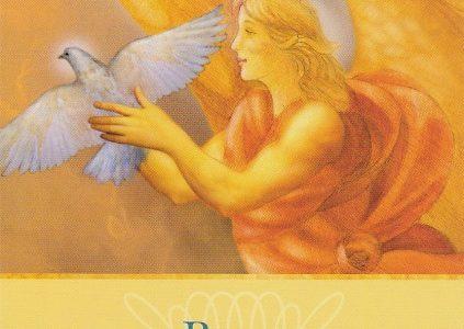 平和な世界へ❤大天使チャミュエルからのスピリチュアルメッセージ