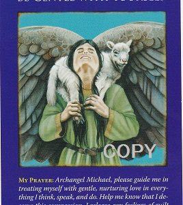 自分へのご褒美を受け取りましょう❤大天使ミカエルからのスピリチュアルメッセージ