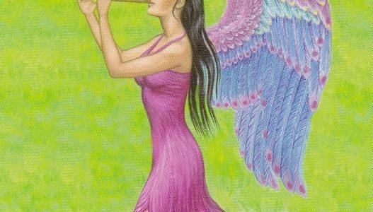 自分の考えや思いを伝える時です❤大天使ハニエルからのスピリチュアルメッセージ