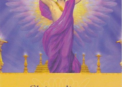 ハイヤーセルフからのガイダンスを受け取る❤大天使ザドキエルからのスピリチュアルメッセージ